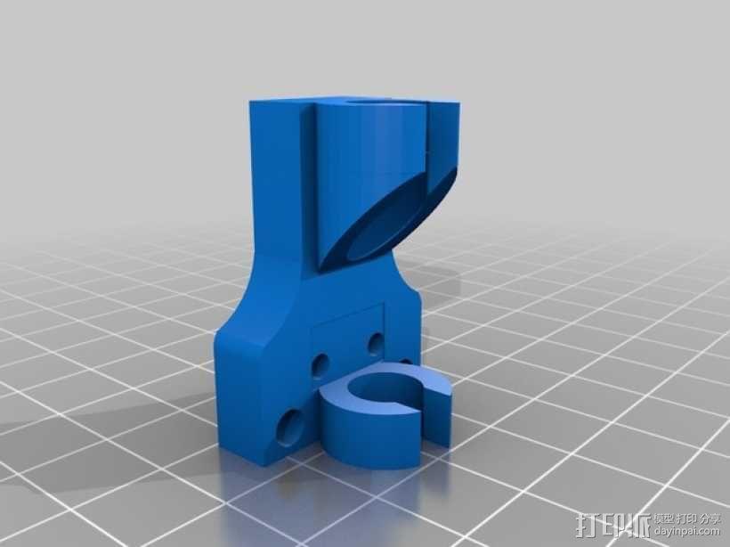 Prusa i3打印机的部件 3D模型  图7