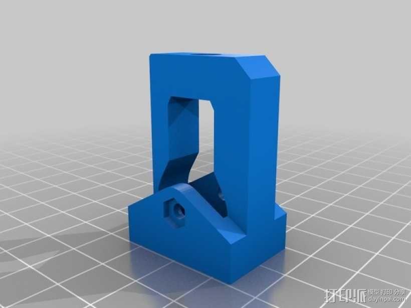 Prusa i3打印机的部件 3D模型  图6
