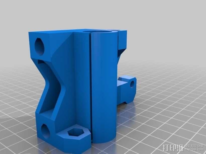 Prusa i3打印机的部件 3D模型  图8