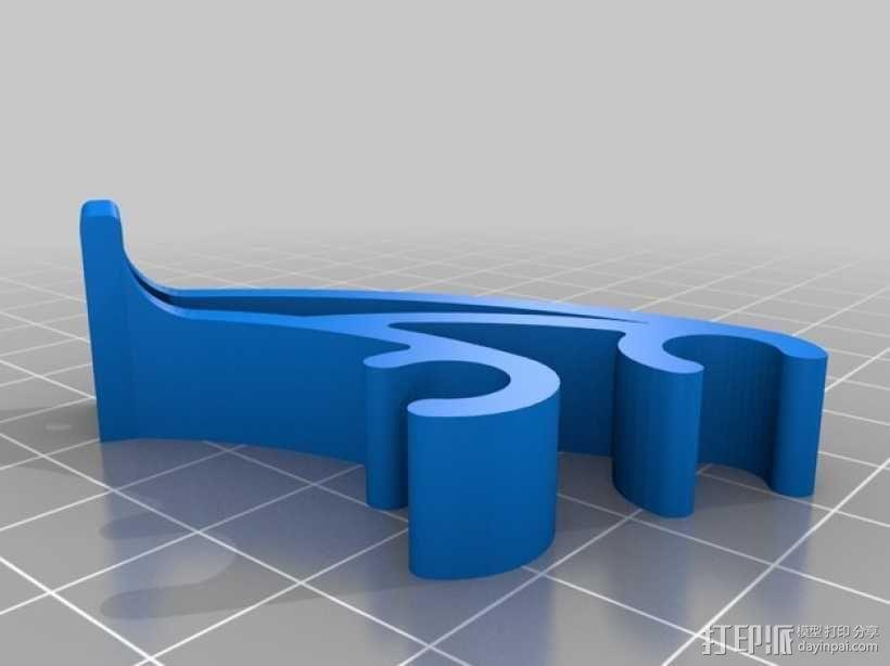 Prusa i3打印机的部件 3D模型  图9