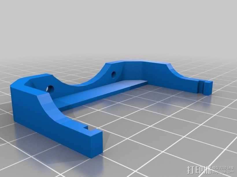 Prusa i3打印机的部件 3D模型  图15