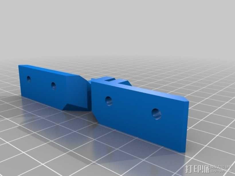 Prusa i3打印机的部件 3D模型  图17