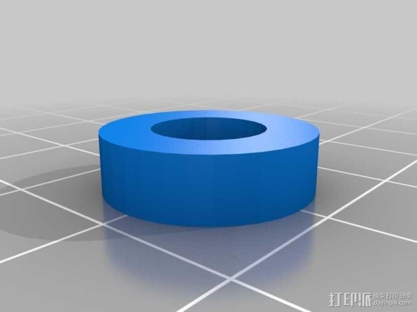 Prusa i3打印机的部件 3D模型  图20