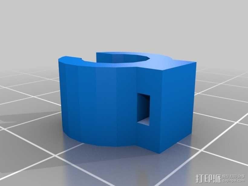 Prusa i3打印机的部件 3D模型  图27