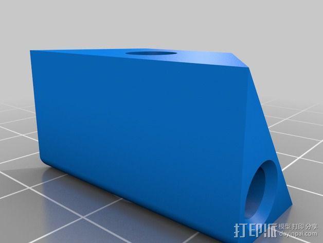 限位螺丝 3D模型  图3