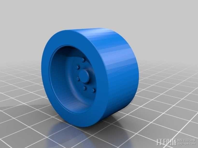 F1赛车模型 3D模型  图9