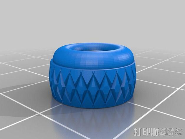 线材导线器 3D模型  图3