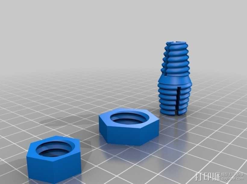 Z耦合器 3D模型  图2
