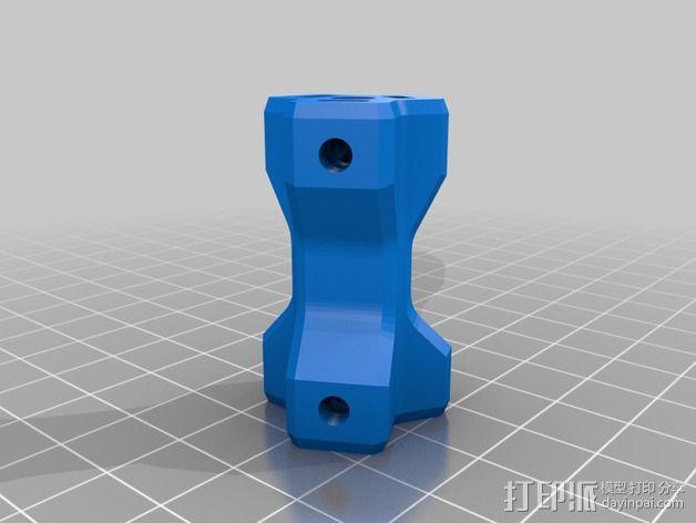 Z耦合器 3D模型  图3
