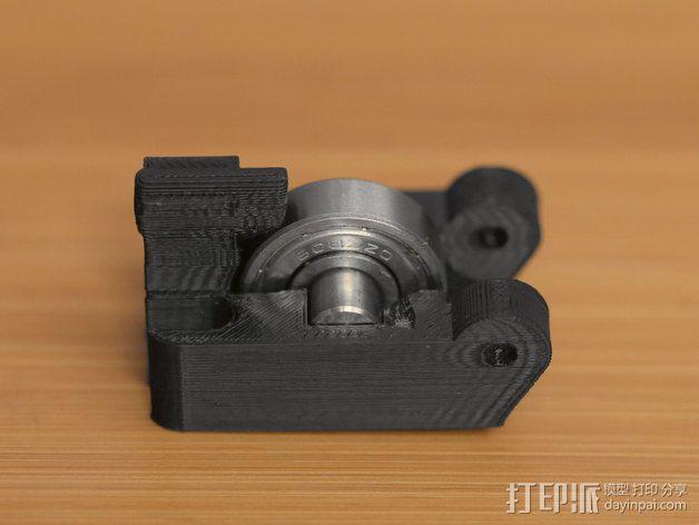 1.75毫米的挤出机支架 3D模型  图8