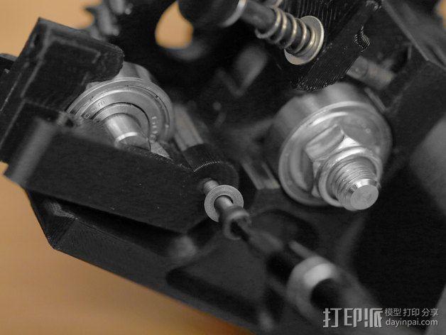 1.75毫米的挤出机支架 3D模型  图9