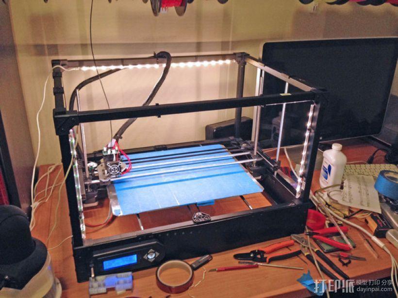 二极管固定夹 3D模型  图1