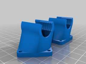 30毫米的风扇罩 3D模型