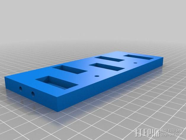 线材拉直器 矫直器 3D模型  图7