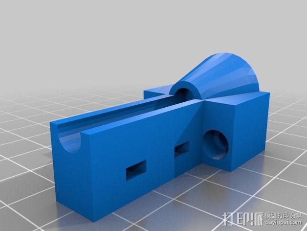 线材拉直器 矫直器 3D模型  图9
