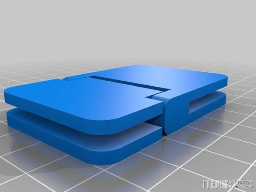 Zortrax M200打印机的铰链 3D模型  图1