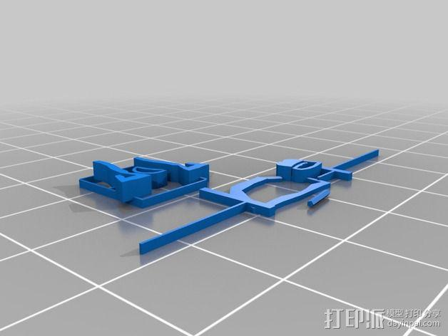 哈罗德和紫色的蜡笔 3D书 3D模型  图9