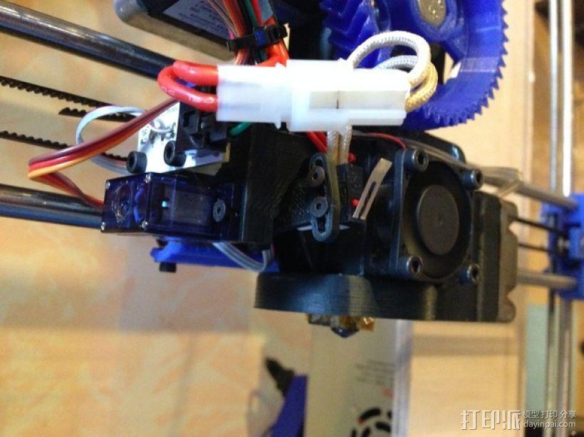Prusa i3打印机的风扇 3D模型  图5