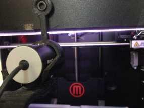打印机的摄像头支架 3D模型