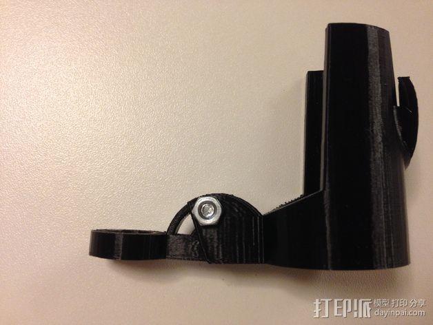 打印机的摄像头支架 3D模型  图3