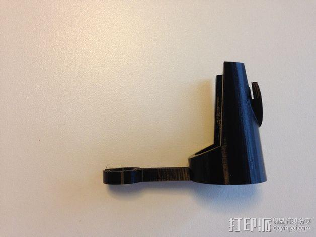 打印机的摄像头支架 3D模型  图5