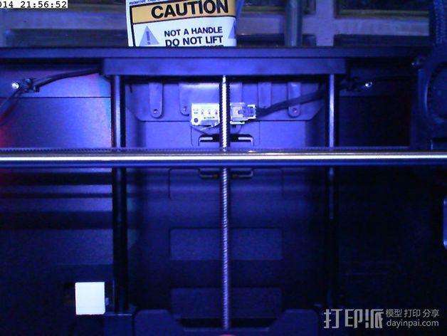 打印机的摄像头支架 3D模型  图6