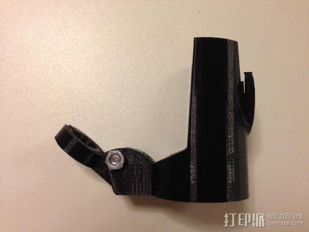 打印机的摄像头支架 3D模型  图4