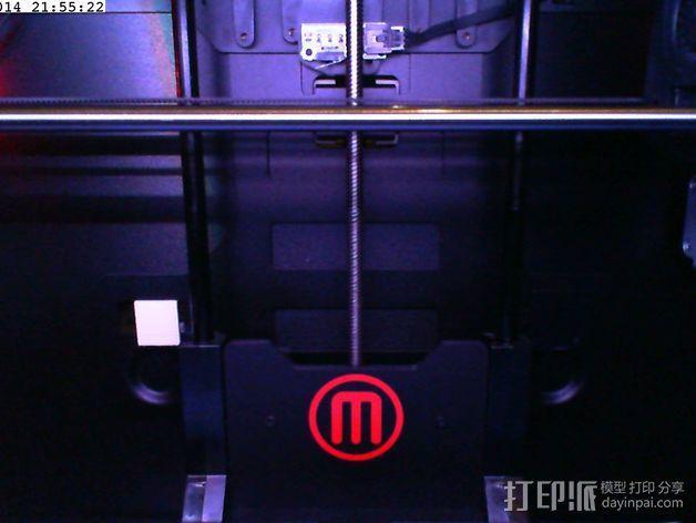 打印机的摄像头支架 3D模型  图7