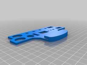 工具架 3D模型