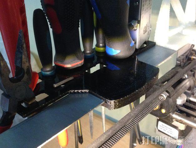 工具架 3D模型  图3