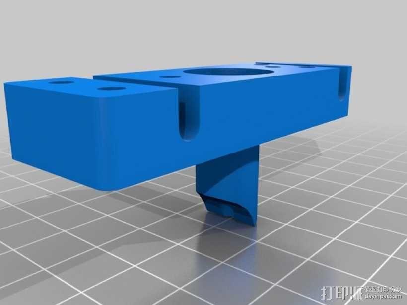 3Drag/K8200打印机弹性材料打印测试 3D模型  图3