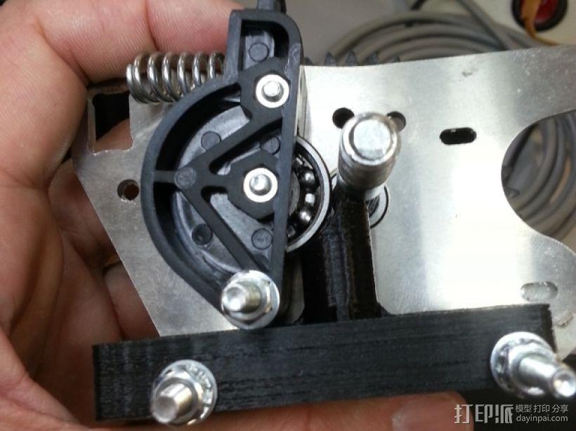 3Drag/K8200打印机弹性材料打印测试 3D模型  图5