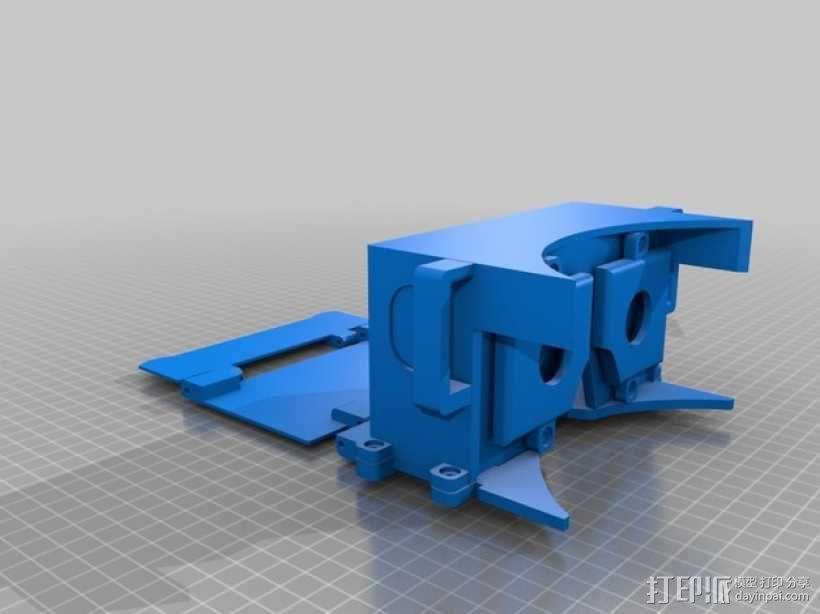 谷歌纸盒 3D模型  图1