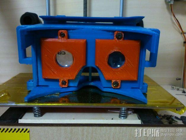 谷歌纸盒 3D模型  图2