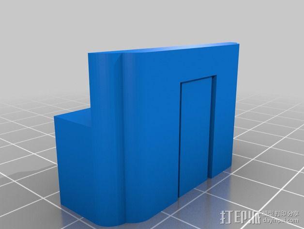 SD卡存储器 3D模型  图2