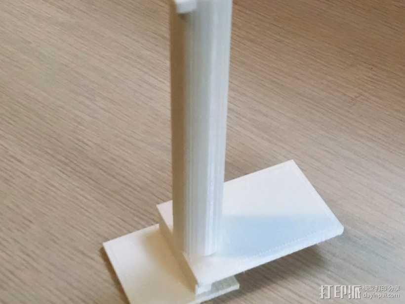 线轴架 replicator 2x 3D模型  图1