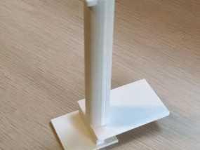 线轴架 replicator 2x 3D模型