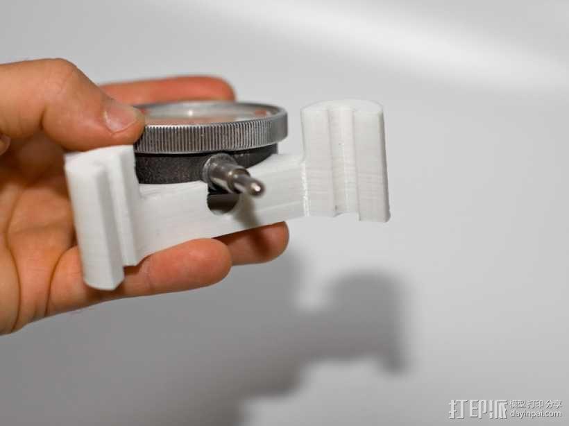 比较器支架 3D模型  图3