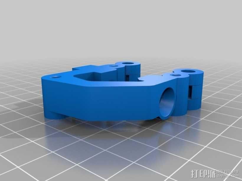 Ultimaker2挤出器 3D模型  图10