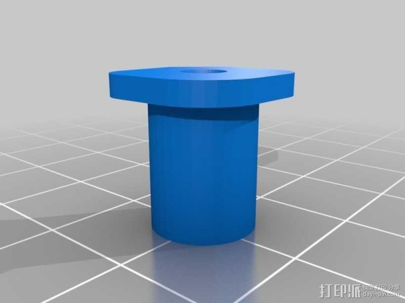 Ultimaker2挤出器 3D模型  图11