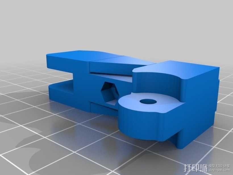 Ultimaker2挤出器 3D模型  图13