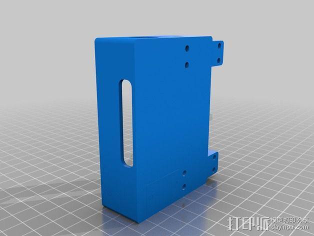RUMBA OrdBot壳子 3D模型  图3