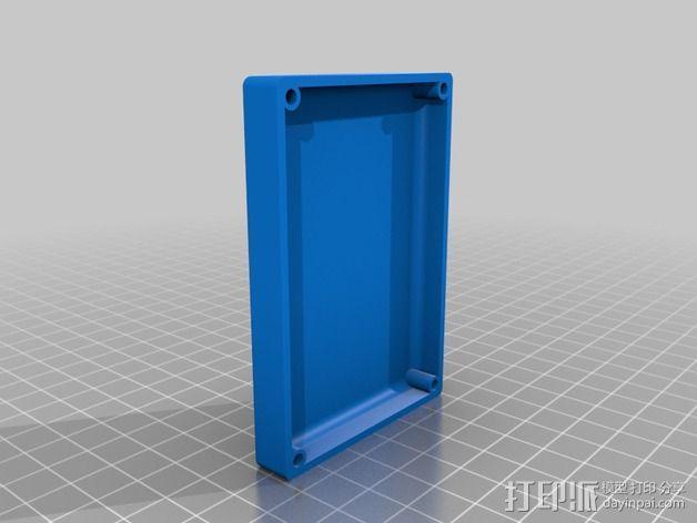 RUMBA OrdBot壳子 3D模型  图4
