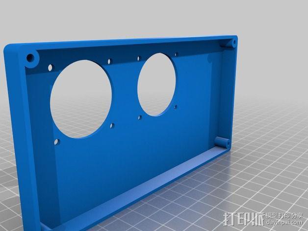 RUMBA OrdBot壳子 3D模型  图5