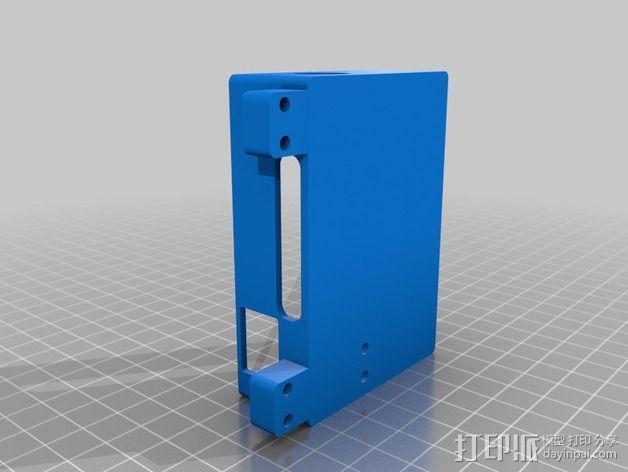 RUMBA OrdBot壳子 3D模型  图6