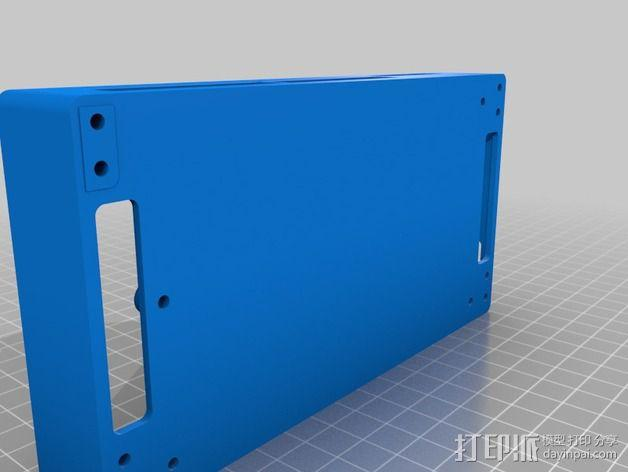 RUMBA OrdBot壳子 3D模型  图7