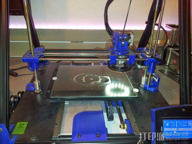 挤出器照明 3D模型  图10