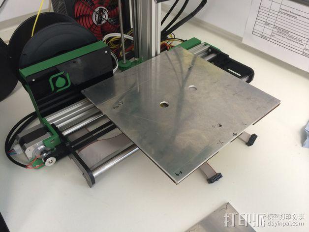 加热板支架 3D模型  图8