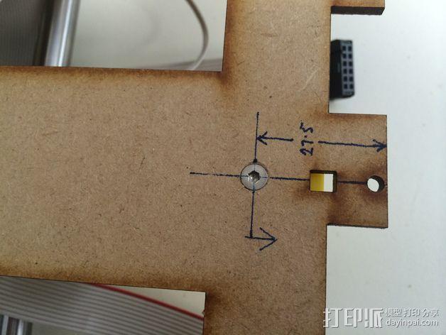 加热板支架 3D模型  图9