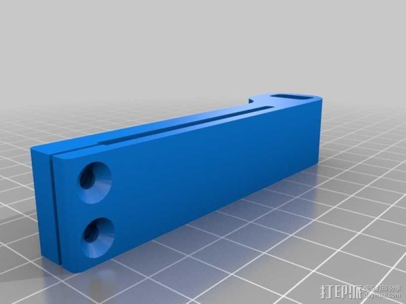 Prusa i3 线轴架 3D模型  图3